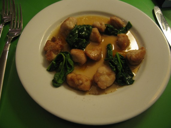 Best Sweetbreads in SF: Canteen