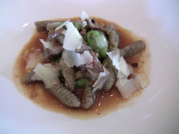 Lamb Shoulder Cavatelli
